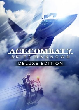 cle cd Ace Combat 7 - Skies Unknown Deluxe Edition
