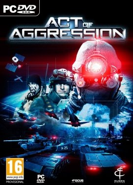 cle cd Act of Aggression - Reboot Edition