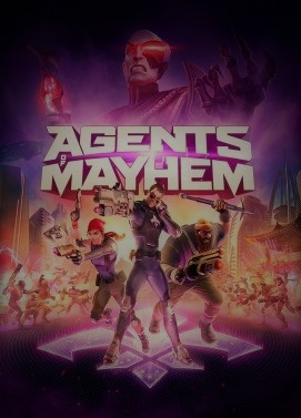 cle cd Agents of Mayhem - Legal Action Pending DLC