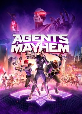 cle cd Agents of Mayhem