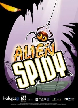 cle cd Alien Spidy