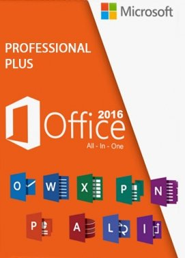 cle cd Office Professional Plus 2016