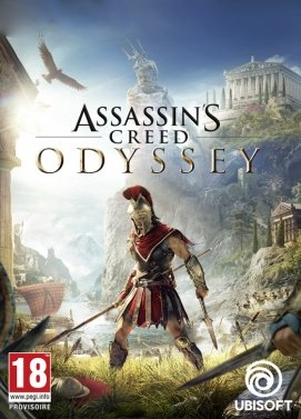 cle cd Assassin's Creed Odyssey