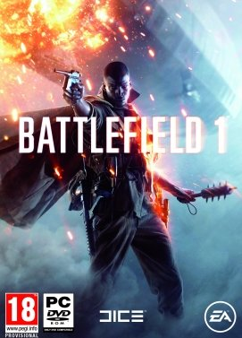 cle cd Battlefield 1