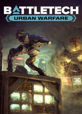 cle cd BattleTech: Urban Warfare