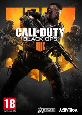 cle cd Call of Duty: Black Ops 4
