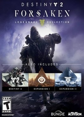 cle cd Destiny 2: Renegats Legendary Collection