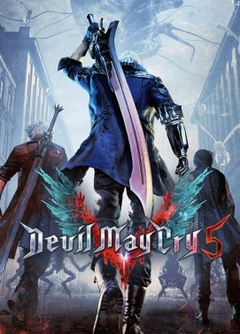 cle cd Devil May Cry 5
