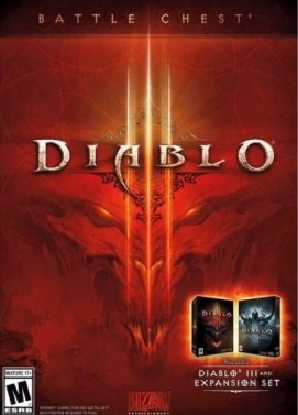 cle cd Diablo III Battle Chest