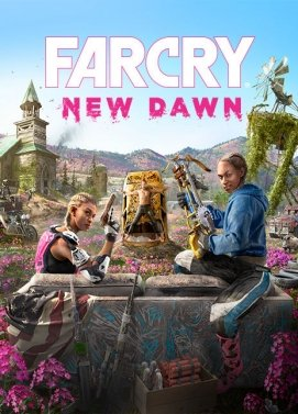 Acheter votre clé CD Far Cry New Dawn Uplay