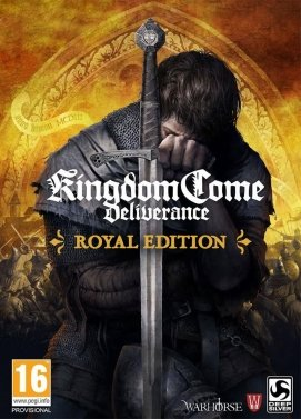 cle cd Kingdom Come: Deliverance Royal Edition