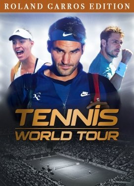 Acheter votre clé CD Tennis World Tour Roland Garros Edition Steam