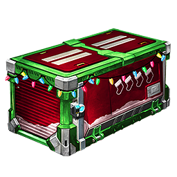 Rocket league caisse Père Noël