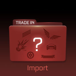 Rocket league Objets Importés Random