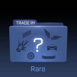 Rocket league Objets Rares Random