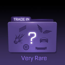 Rocket league Objets Trés Rare Random