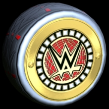 Rocket league WWE