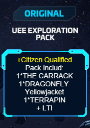 Star Citizen Exploration Pack